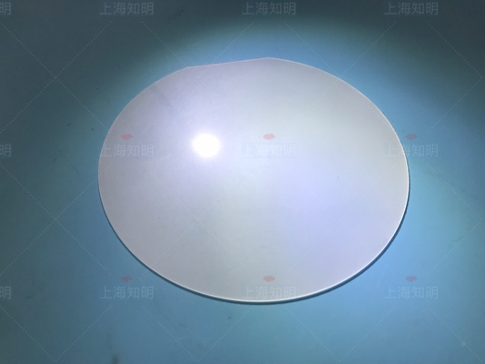 "Double Side Polished Ssp Surface 8"" Sapphire Carrier Wafer"